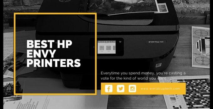 Best HP Envy Printers