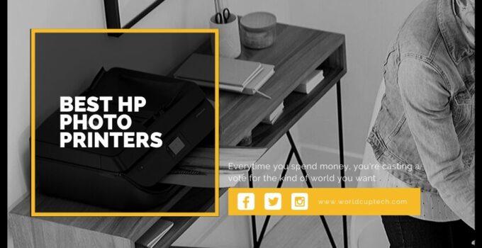 Best HP Photo Printers