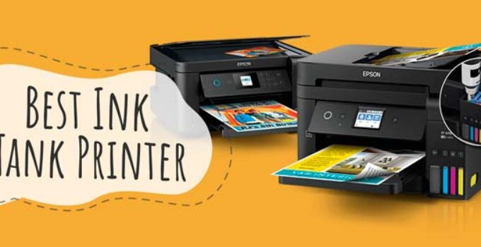 Best Ink Tank Printer