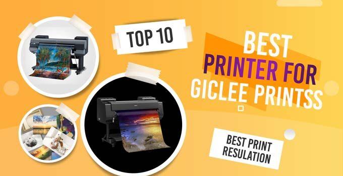 Best Printer For Giclee Print