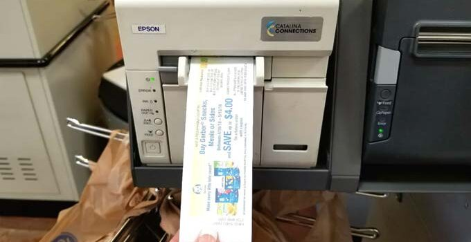 Best Printer for Coupons