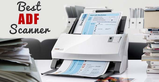 Best ADF Scanners