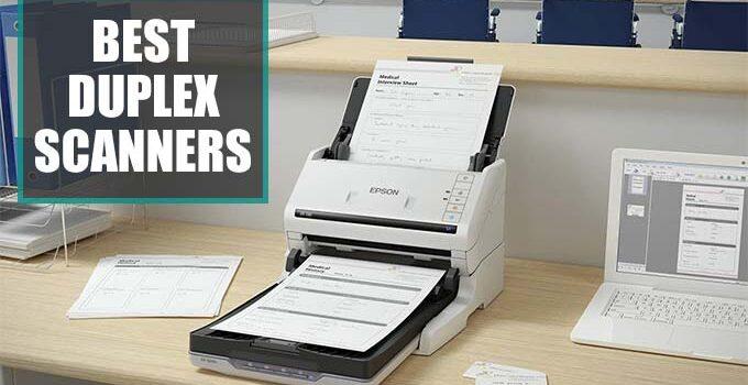 Best Duplex Scanners