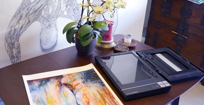 Scanners For Artwork