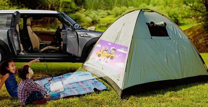 Best Projector For Camping
